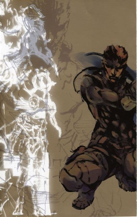 1027 Best Images About Metal Gear Solid On Pinterest