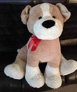 """26"""" Oversized Valentine's Day Dog Jumbo Plush Giant ..."""