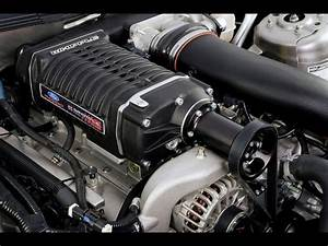 V8 Engine Supercharged - image #146