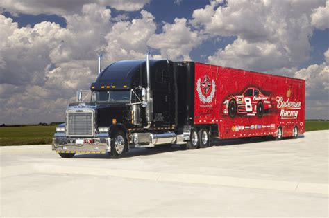 nascar haulers     wheelers transport race