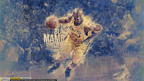 Kobe Bryant - 'Black Mamba Shall Rise' (WALLPAPER) | SLAM