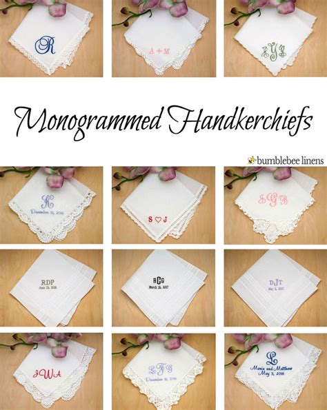 monogrammed handkerchiefs personalized handkerchiefs monogrammed handkerchiefs personalized handkerchiefs