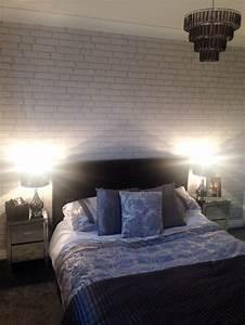 Brick Wallpaper Bedroom Best 25+ Brick Wallpaper Bedroom ...