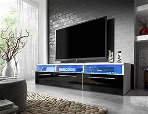 Tv Lowboard Led : modern tv stand lavello cabinet tv unit lowboard led option search furniture ~ Whattoseeinmadrid.com Haus und Dekorationen