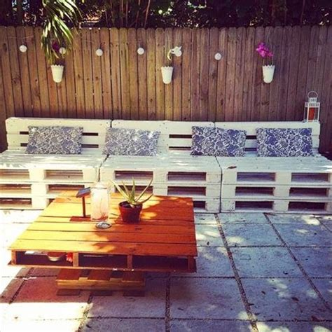 pallet furniture wooden pallets ideas  bed table couch