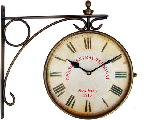 antique train station clock best 2000 antique decor ideas