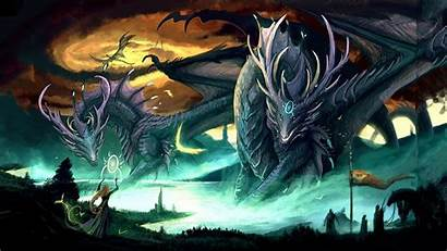 Dragon Fantasy Wallpapers