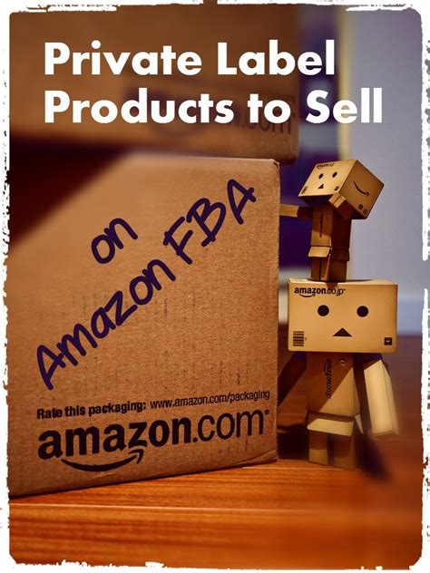 label private sell amazon fba money started getting income things