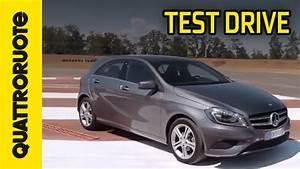 Mercedes Classe A 2014 : mercedes classe a 180 2014 test drive youtube ~ Medecine-chirurgie-esthetiques.com Avis de Voitures