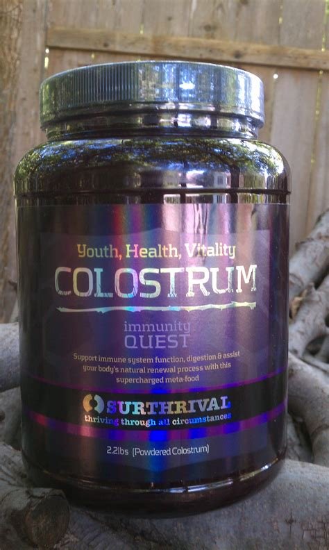 What Is The Best Bovine Colostrum Supplement