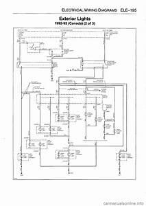 Bmw M3 1996 E36 Workshop Manual  759 Pages   Page 680  Ele