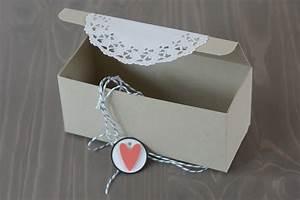 Geschenkbox Selber Basteln : eine box mit anleitung paulines papier ~ Watch28wear.com Haus und Dekorationen