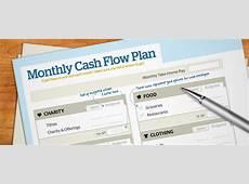 Free Download Monthly Cash Flow Plan DaveRamseycom
