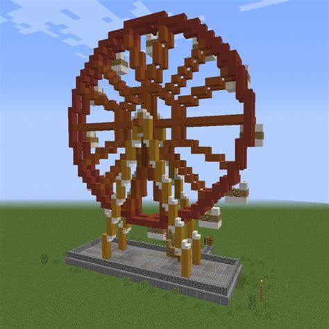 amusement park ferris wheel grabcraft  number