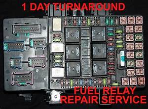A 2003-2006 Expedition    Navigator Fuse Box Repair Service