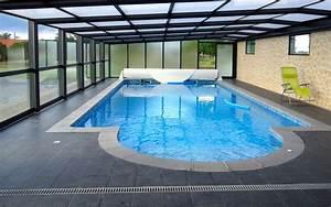comment construire une terrasse couverte 13 abris et With construire une piscine interieure