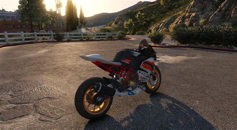 Modification Ktm Rc 390 by Ktm Rc 390 2014 Add On Tuning Gta5 Mods