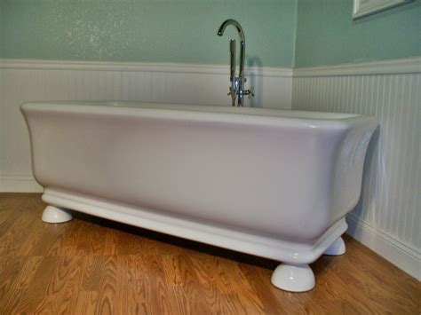 Unique Bathtubs For Sale by M 44b Free Standing Pedestal Unique Designer Bathtub