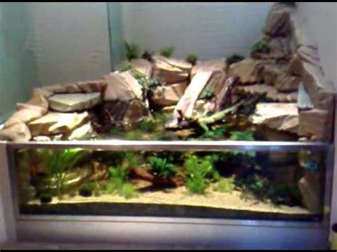 comment nettoyer les decors d aquarium 2 aquarium d 233 cor aquacascade cichlides africain aquapotier du 08 11 2010