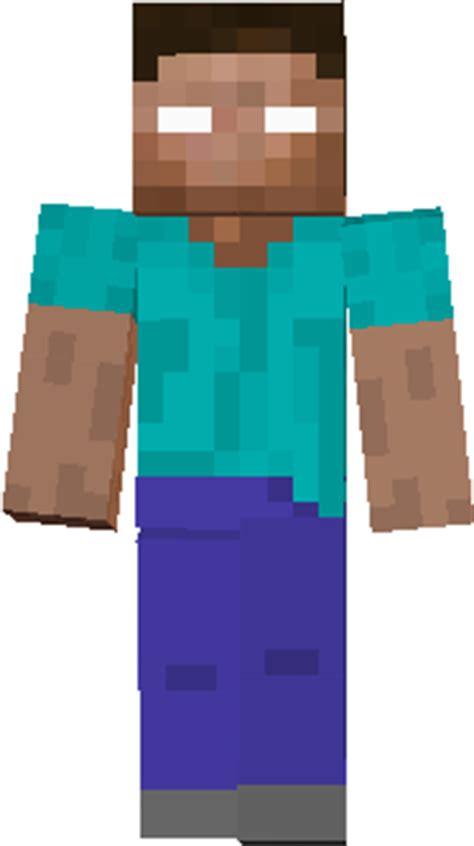 herobrine  mod animated player nova skin
