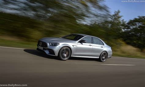 Ride quality is said to improve as well thanks to tweaks to the e63's suspension. 2021 Mercedes-Benz E63 S AMG Sedan - Dailyrevs