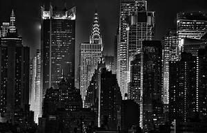 Обои свет, небоскрёбы, Нью