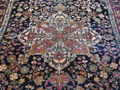 13843 Semnan Antique Rug Iran  Persia 62 X 43 Ft 190