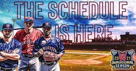 See the Worcester Red Sox Full 2021 Season Schedule