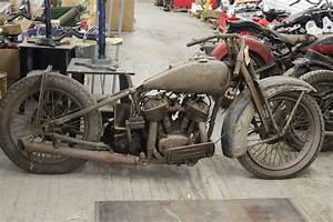 1930 U0026 39 S Vl Harley Davidson Pick Up Only Parts Or