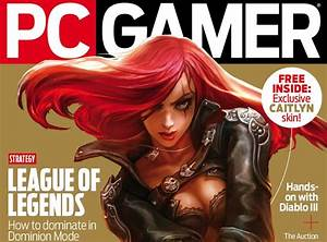 PC Gamer US November issue: League of Legends Dominion in ...