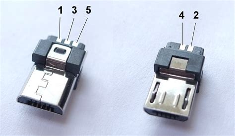 Microusb Pinout | Latest USB