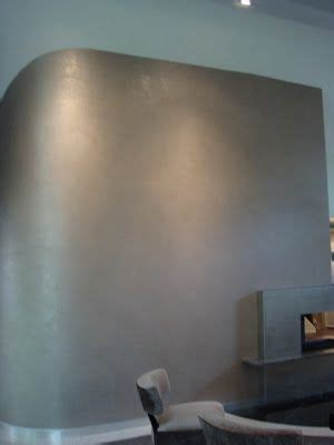 metallic wall paint google search bedrooms silver