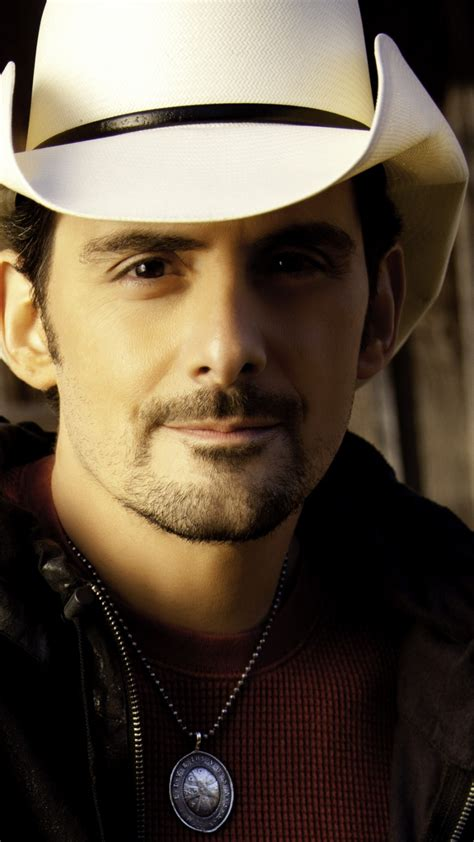 wallpaper brad paisley top  artist  bands singer