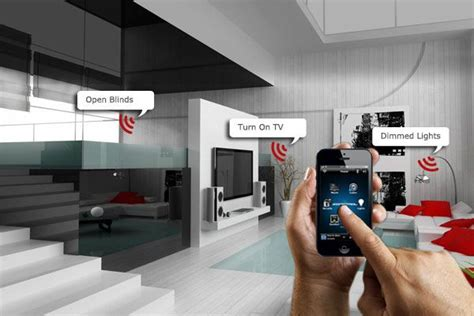 Home Automation Residential Services Smart