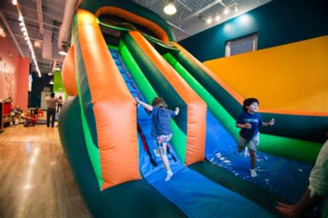 Slide  Picture Of Cool Beans Indoor Playground & Cafe