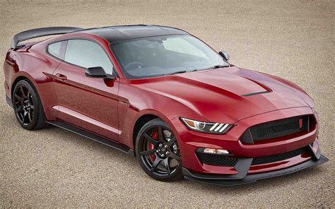 2018 Mustang Shelby Gt500