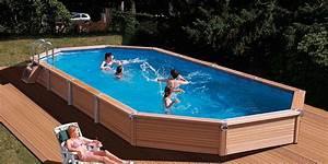 Pool Mit Holz : summer fun azteck becken ~ Orissabook.com Haus und Dekorationen