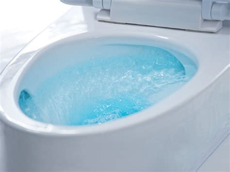 Low Flow Toilets From Inax Futuristic Designs, Impressive