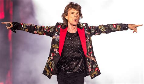 video rolling stones  postponed  mick jagger heart surgery