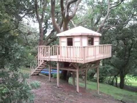 treehouse building step  step youtube