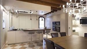 cucina with in cartongesso per salotti