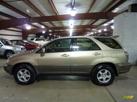 metallic lexus 2003 burnished gold metallic lexus rx 300 awd 46777510