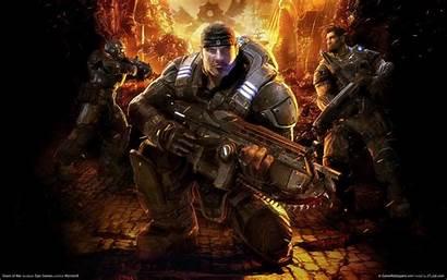 Gears War Wallpapers Xbox Vitacora Imagenes