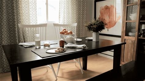 how to set a dining room small dining room arranging