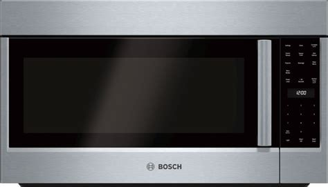 "HMV5053U   Bosch 500 Series 30"" Over the Range Microwave"