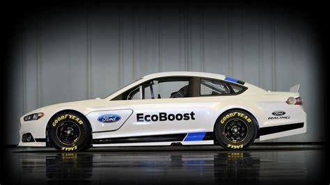 ford fusion nascar sprint cup race car unveiled