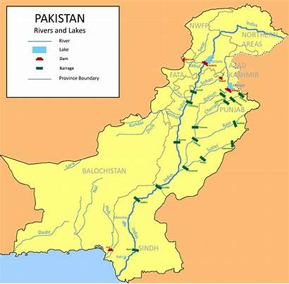 Pakistan Headworks Barrages Rivers Wikipedia