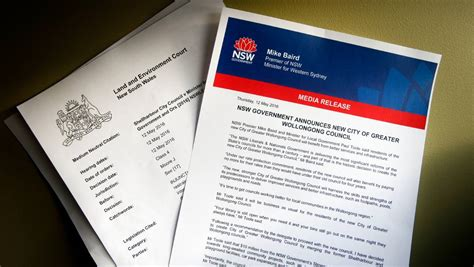 court prevents wollongong shellharbour merger