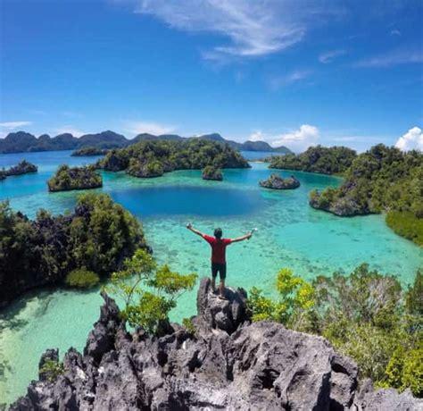 destinasi wisata   sepi cocok  relaksasi