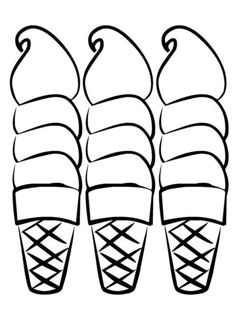 ice cream coloring pages coloringsuitecom